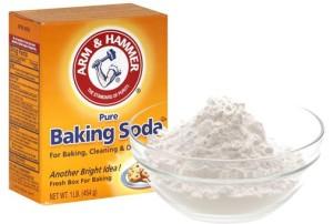 Baking Soda for Black Underarms