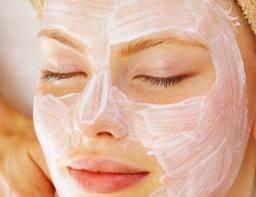 Milk of Magnesia Face Mask