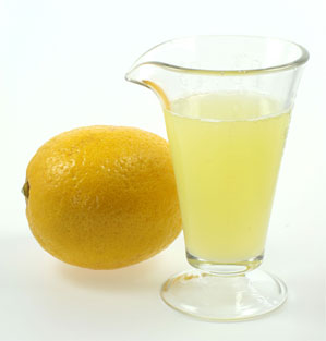 Lemon Juice to Bleach Upper Lip Hair