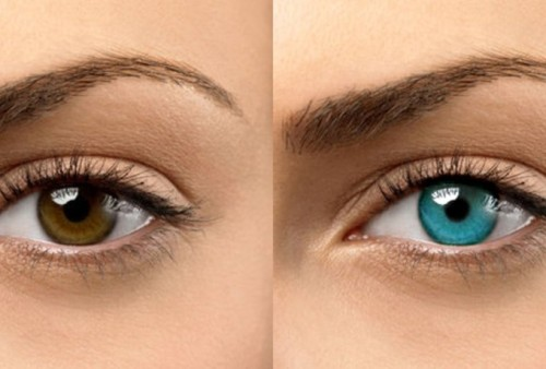 Is It Possible To Lighten Eye Color Naturally