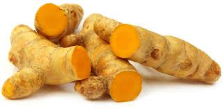 Turmeric root has many health benefits for skin