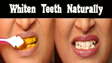 How to use turmeric to whiten teeth