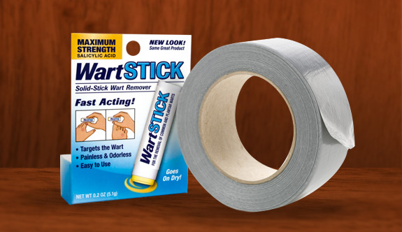 Duct Tape for Wart Removal