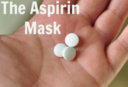 Aspirin Mask for Acne Scars