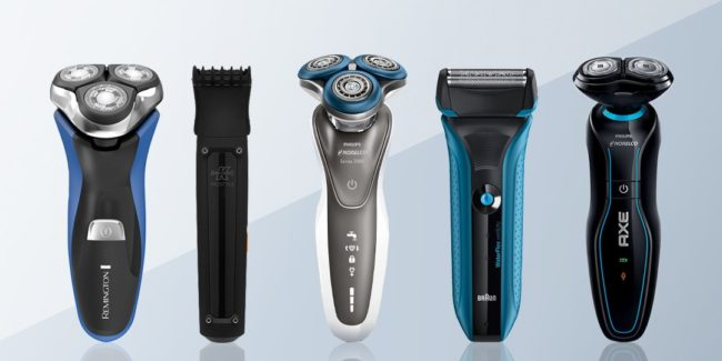Types of Electric Razors for Leg Hair Removal