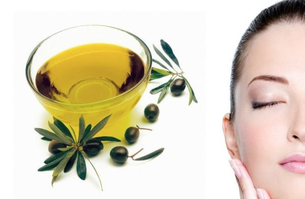 Olive Oil for Skin Whitening.