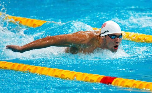Swimmers are most likely to be affected by reaction to chlorine