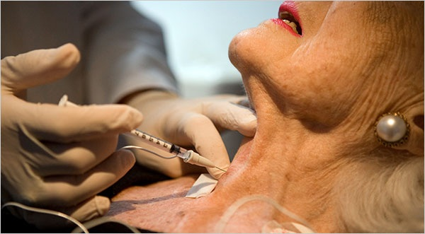 Botox Injections for Sagging Neck Skin