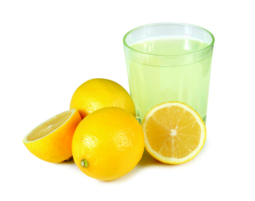 You can whiten dark hair on legs with lemon juice remedy.