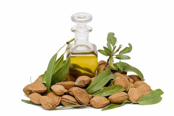 How to get rid of Dark Neck with Almond Oil