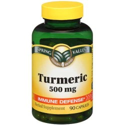 Turmeric Pills to Lighten Skin