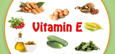 Vitamin E food sources