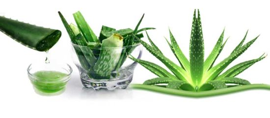 How to get rid of a cyst using aloe vera