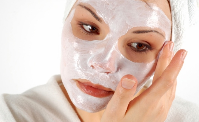 aspirin facial mask