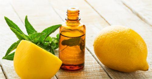 Lemon Oil for Skin