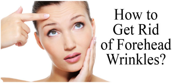 How to get rid of Wrinkles on Forehead