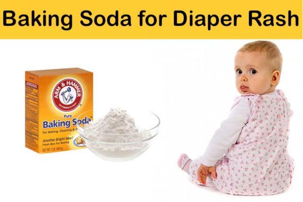 Baking Soda for Diaper Rash